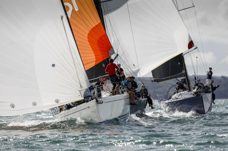 Over fifty Performance 40s will compete in the Rolex Fastnet Race. The class will run its first offshore series in conjunction with the RORC  © Paul Wyeth/pwpictures.com