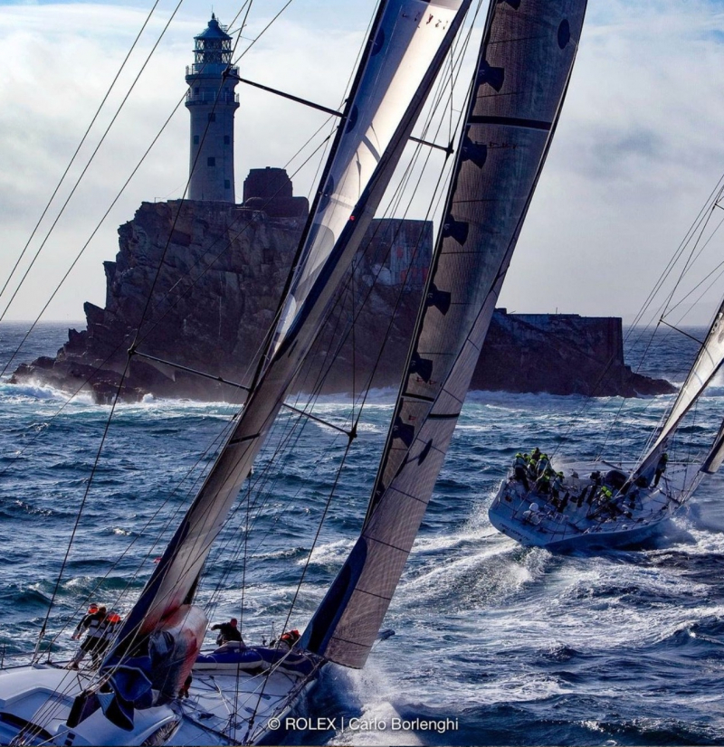 On your marks... One month until Rolex Fastnet Race 2021 entry opens
