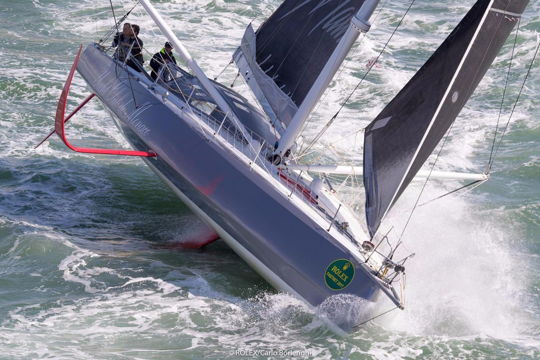 IMOCA 60, Malizia - Yacht Club de Monaco. Credit: ROLEX/Carlo Borlenghi