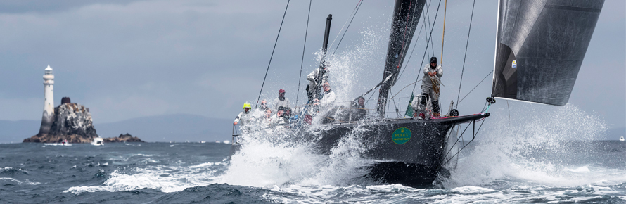 Rolex Fastnet Race 2017 - Race against the clock