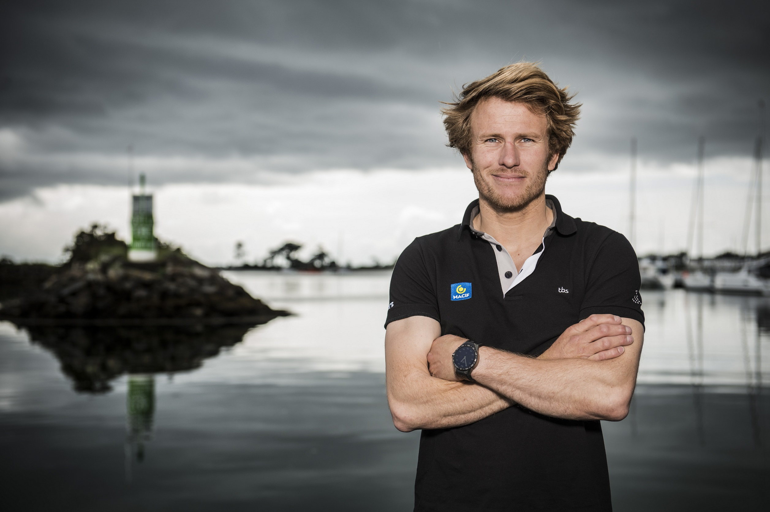 Francois Gabart will compete for the second time in the Rolex Fastnet Race © Vincent Curutchet / DPPI